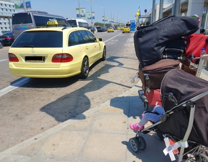 Wagon Transfer from Athens to the Airport