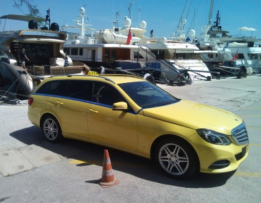 Marina and Private Yacht Wagon Services